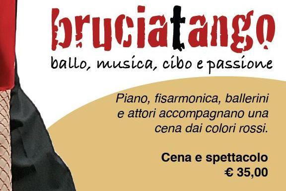 BRUCIA TANGO