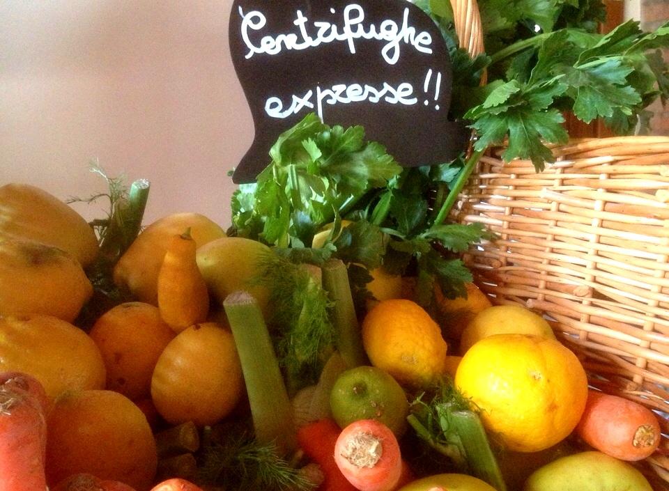 frutta e verdura per centrifugati express