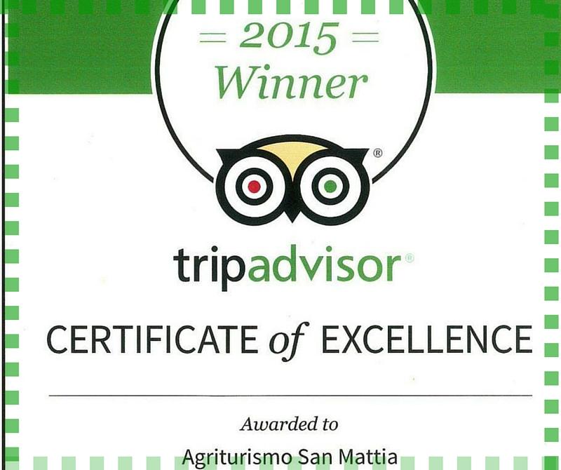 tripadvisor certificato eccellenza 2015 ok